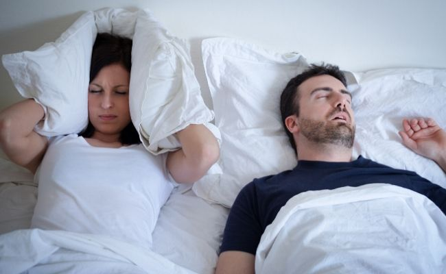 Causes of snoring