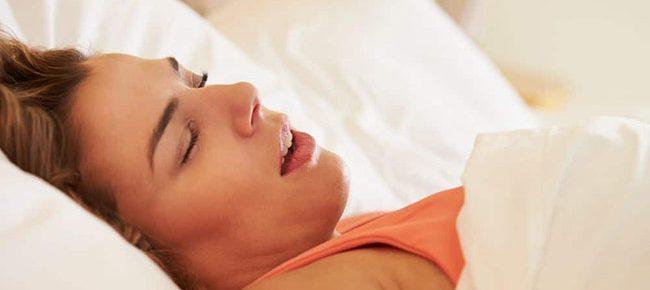 Snoring in pregnancy