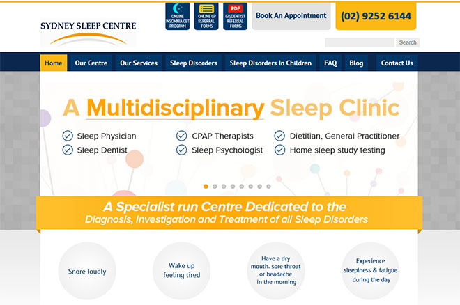 Sydney Sleep Center