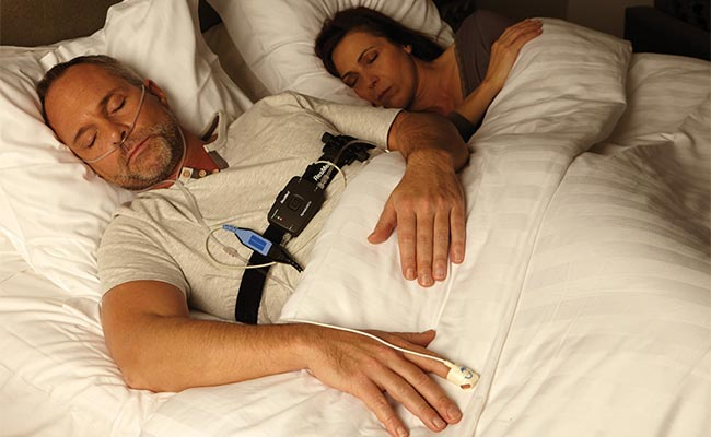 Sleep Apnea tests at home