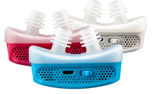 Micro CPAP