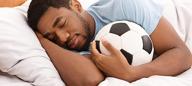 Sleep importance for athletes