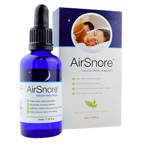 AirSnore drops